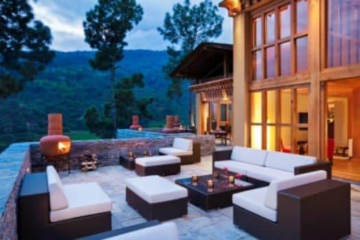 Punakha : nouvelle vallée luxueuse