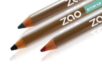 Crayon bleu pour les yeux Zao