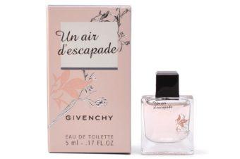 Eau de toilette Un air d'escapade de Givenchy