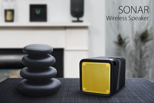 Sonar l'enceinte Xoopar, Easy to use