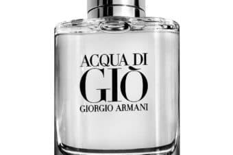 Eau de parfum Acqua di Gio Essenza de Giorgio Armani