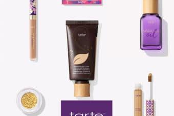 Tarte cosmetics débarque en France