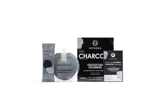 Le kit charbon par Sephora