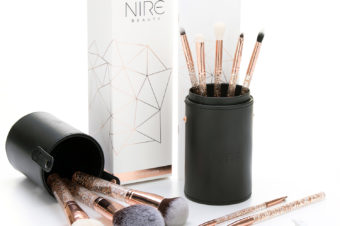 Niré, des pinceaux made in UK qui époussettent, le monde du maquillage