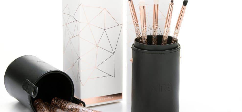 Niré, des pinceaux made in UK qui époussettent, le monde du maquillage