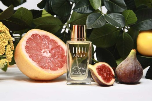 La marque de maillots Anja Paris signe son premier parfum, l'Eau d'Anja