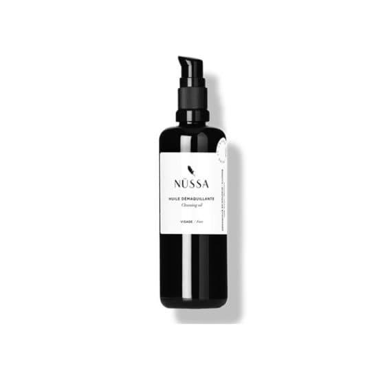 Nüssa, une huile démaquillante efficace